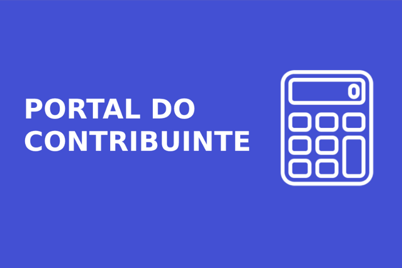 Serviço: Portal do Contribuinte